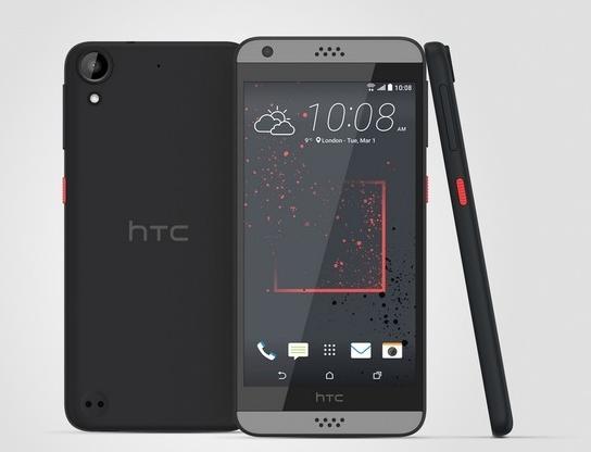 HTC连发三款新机:配置看醉