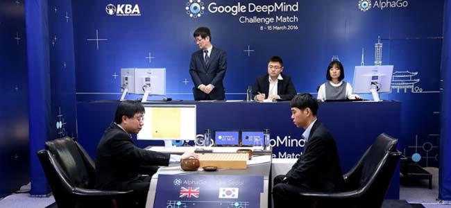 围棋人机大战收官 AlphaGo再胜李世石