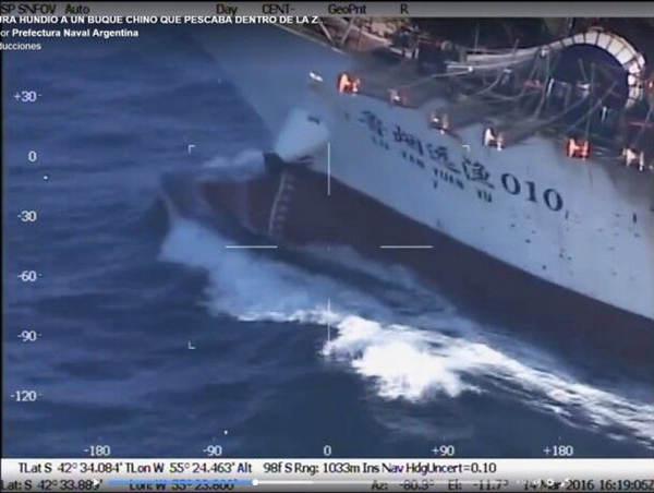 阿根廷击沉中国船引巨大事端 右翼总统面临严考
