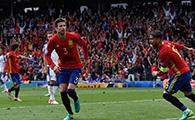 西班牙1-0捷克<