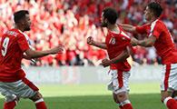 罗马尼亚1-1瑞士