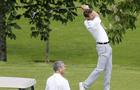穆勒打高尔夫