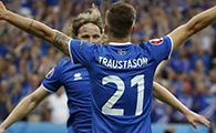 冰岛2-1奥地利