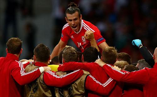 威尔士3-1比利时