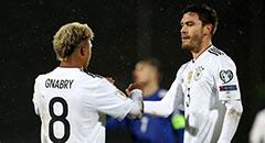 世预赛-德国8-0 妖星首秀帽子戏法