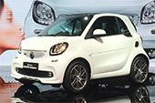smart BRABUS两车型款