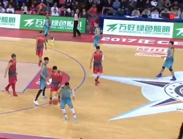 马布里41分 北京95-85山西