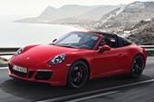 保时捷新款911 GTS