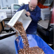 美国男子用30万枚硬币报复车管所