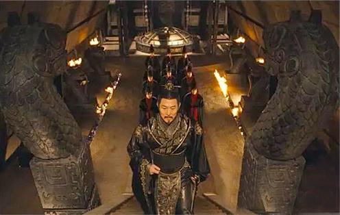 秦王地宫秘藏的绝世兵器