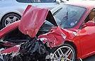 女子开车玩手机撞飞7人