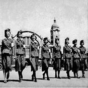 职业女性:中国历史上第一代的女警察
