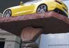 平衡大师神奇杰作!摞石头托汽车