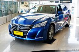 丰田皇冠最高降价1.8万