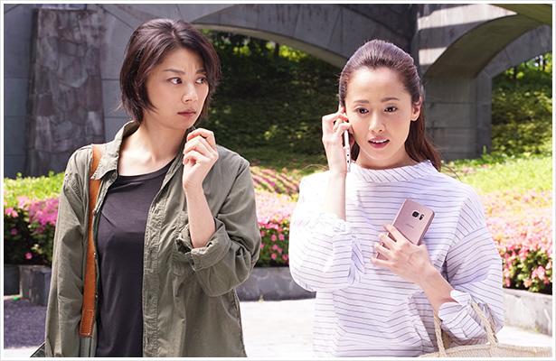 泽尻英龙华与小池荣子的演技对决是该剧最大看点