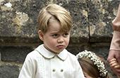 英国小王子被妈妈训哭
