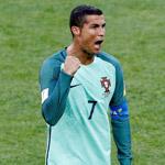 C罗破门 葡萄牙1-0小胜