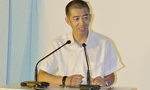易车集团首席汽车知识专家陈刚发言