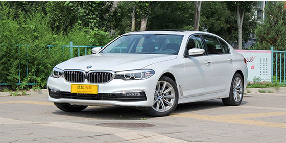 全新BMW528Li上市特别版 特别在哪