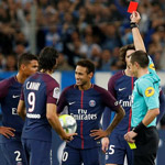 内马尔染红卡瓦尼救主 大巴黎2-2马赛十轮不败