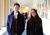 第一位考取伊顿奖学金的中国内地学生