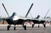美动用F-22轰炸阿富汗
