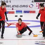 中国冰壶女队勇夺冬奥资格