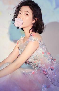 李兰迪春日花漾写真曝光><span class=