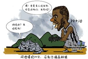 NBA漫画