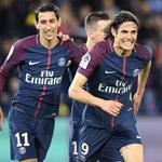 巴黎7-1提前五轮夺冠