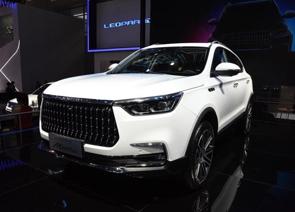 全新紧凑型SUV 猎豹迈途将5月23日上市