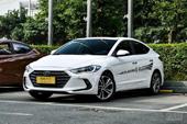 北京现代领动1.4T新车型