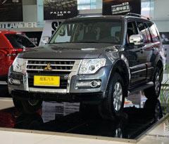 三菱进口帕杰罗优惠1万 现车销售