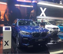 BMW&MINI携豪华阵容亮相南京车展