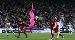 英超-利物浦1-0 阿利森飞天出击惊对手