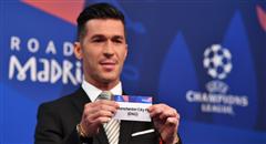 欧冠16强对决出炉 利物浦名宿抽出曼城