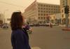 北京沙尘蓝色预警 PM10近爆表